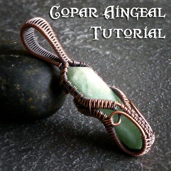 Wire Wrapping Stones Without Holes