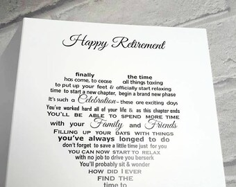 Retirement card, Happy Retirement, Congratulations on your retirement