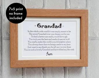 Personalised Gifts For Mum Dad Nanna Grandad Uncle Birthday Anniversary Wedding