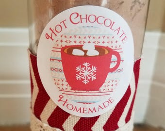 Rich Dairy Free Hot Cocoa Mix 18oz