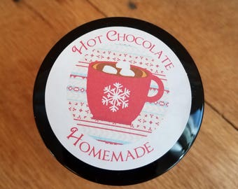 Rich Dairy Free Hot Cocoa Mix 4oz