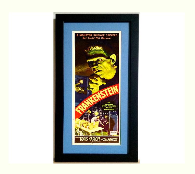 Frankenstein Hot Movie Art Silk Poster Print 13x20 24x36 inch