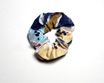 Scrunchie |  Bold Abstract Hair Scrunchie