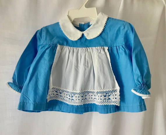 Robin Egg Blue Baby Dress, Shirt, for baby or todd