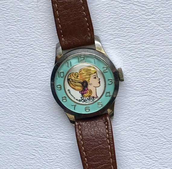 "Authentic ""Blonde Barbie"" Wrist Watch from 1964, T"