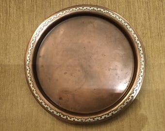 Heintz Arts & Crafts Plate/Tray 1912-1930