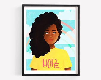 Hope Print/Poster (Unframed)