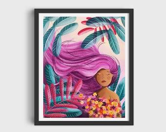 Bon Voyage Print/Poster (Unframed)