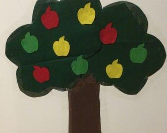 Apple Tree Felt Play