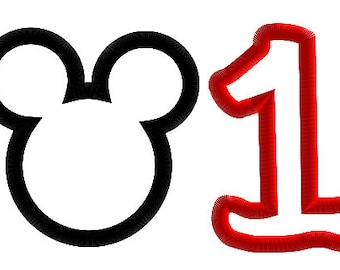 1 dollar on website -- Disney 2018 2017 2016 in 4x4 5x7 6x10 Embroidery Machine Design Applique - Instant Download - David Taylor Digitizing