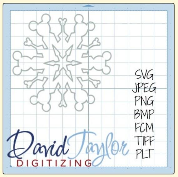 Free Website Svg Cutting Machine Disney Snowflake Christmas Etsy
