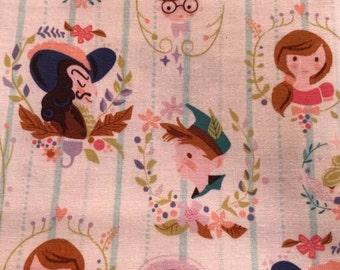 Peter Pan and Hook: Hedgehog Guinea Ferret Rat Sugar Glider Snuggle Bag sleeping Bag Bonding Bag