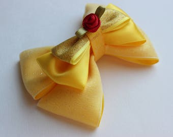 Beauty Belle Inspired Boutique Bow