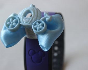 Cinderella Inspired Magic Band Bow
