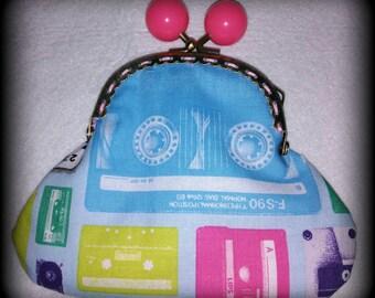 Cassettes purse