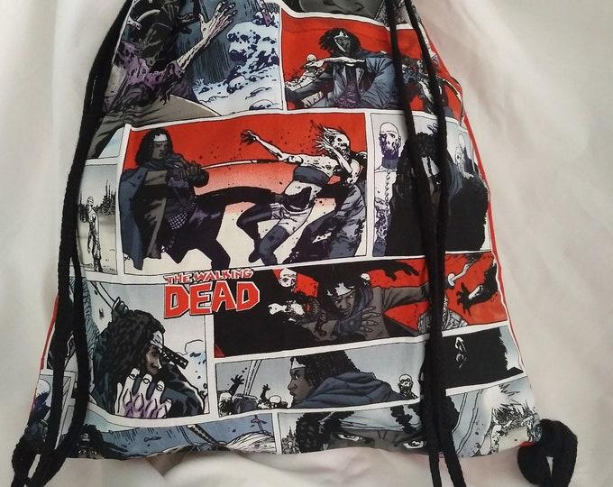 The Walking Dead Backpack
