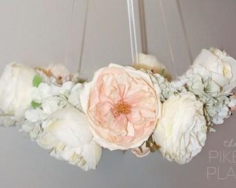 Floral Nursery Mobile