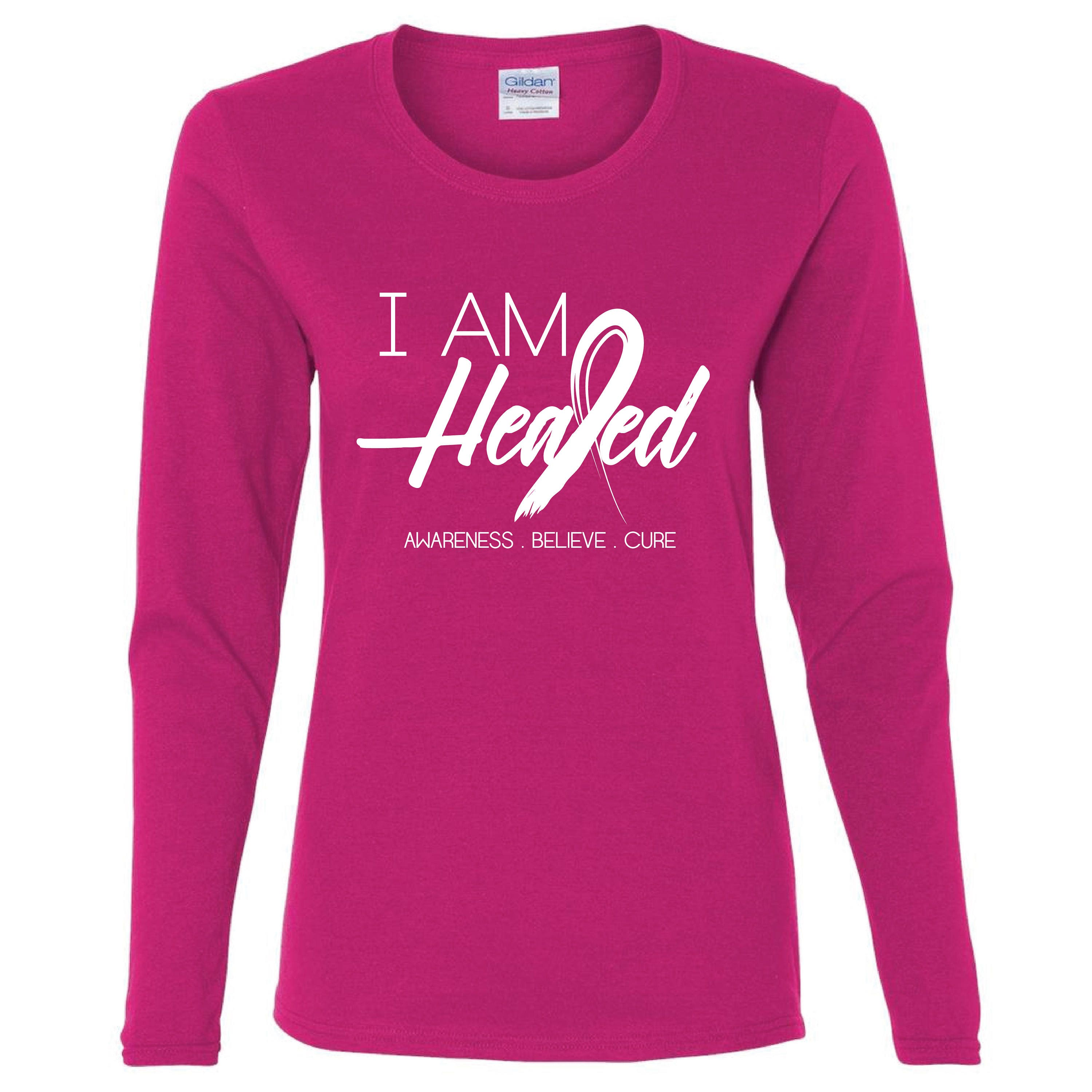 fee790b8 Breast Cancer Awareness T Shirt Images – Rockwall Auction