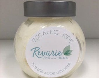 Because... kids Whipped Body Butter