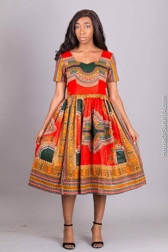 Dashiki Bordeaux Dashiki Bordeaux Dress Dress Bordeaux aTIdw