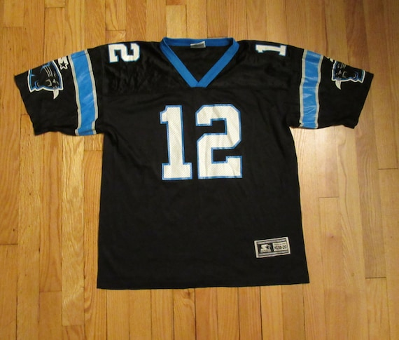 cd4696164 Rare Vintage 1998 Kerry Collins Carolina Panthers Starter