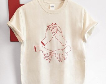 Our Hands T-shirt 0f3be3a227c4