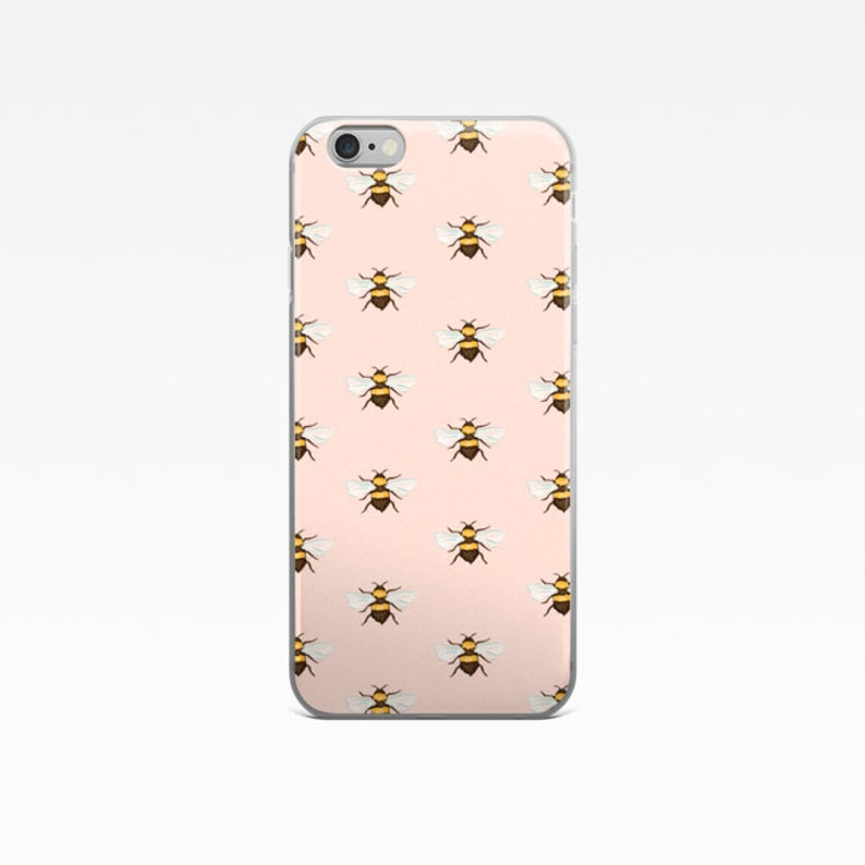 competitive price 4ce46 48e81 Bee iPhone Case, bee case, bee print, cute iphone case, iphone case, preppy  bee phone case, bee iphone, preppy iphone case,preppy bee,iphone