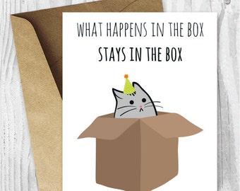 21st Birthday Printable Cards, Funny 21st Birthday Cards, Funny Cat Birthday Card, Printable Cat Cards, Instant Download, 21 Birthday