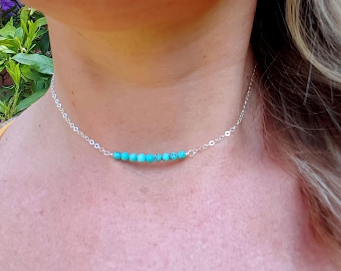 DESIGNER STERLING SILVER HAMMERED HEART NECKLACE CHOKER LAYERING JEWELLERY GIFT