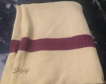 Army blanket | Etsy