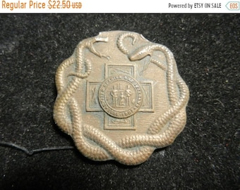Flash 50% off sale Spanish American War Order of the Serpent Badge