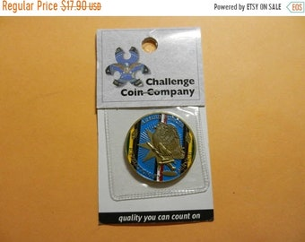 Flash 50% off sale Vintage US Army Challange Coin