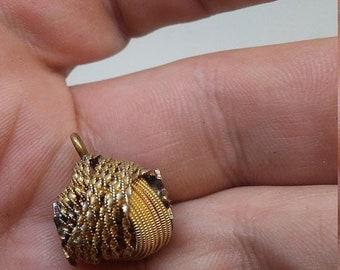 Flash 50% off sale Vintage Gold Filled Charm