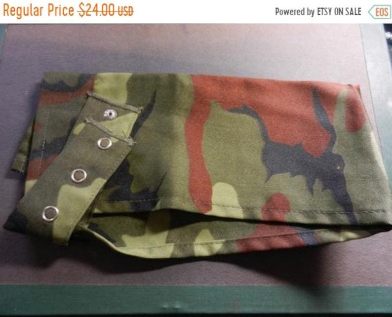 ba6ce71672da90 Summer Sale 30% off Original Vietnam War era US Army Bib Scarf   Etsy