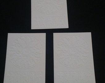 Flash 50% off sale 3 Vintage Marianne Wieland Greeting Cards