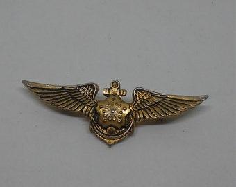 Vintage Post WW2 Japanese Navy Pilots Wings