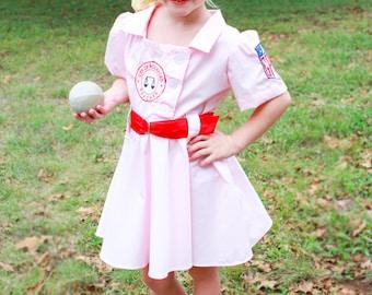 Rockford Peach Costume Pattern