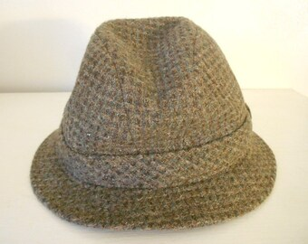 Vintage Pendleton 100% virgin wool Fedora style hat Size M e0f38b9314d4