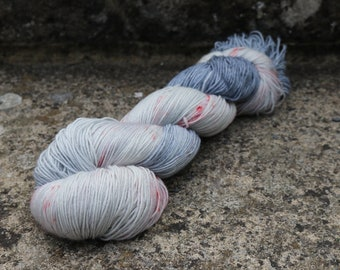 Jon Snow - Game of Thrones Limited Edition Yarn - 100g / 400m Sock - Ready to Ship