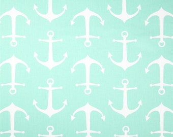 7c6be7206f23 Destash Fabric - Premier Prints Mint Sailor - Clearance Fabric - Fabric by  the Yard - Home Decor Fabric - Mint Fabric Mint Green Fabric