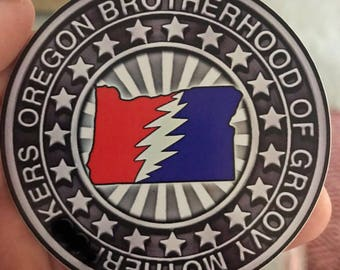 Oregon Brotherhood Sticker