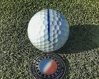 IBGMF Ball Marker