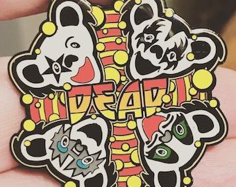 Roll Over Summer Tour 2021 PIn