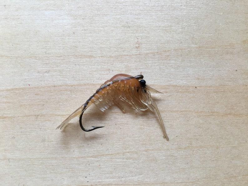 Vintage  Fishing Lures Tasty Shrimp