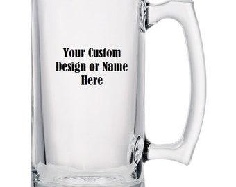 Jumbo Beer Mug 26.5oz