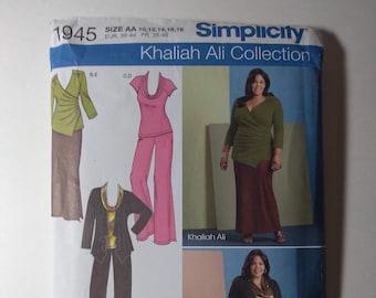 Simplicity Khaliah Ali Coordinates Pattern - S1945