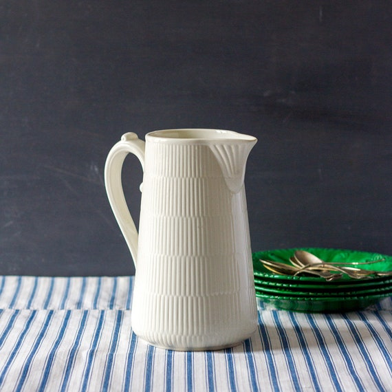 Vintage French Water Pitcher