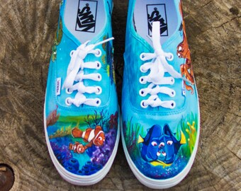 272f6fe3571a8 Finding dory shoes | Etsy