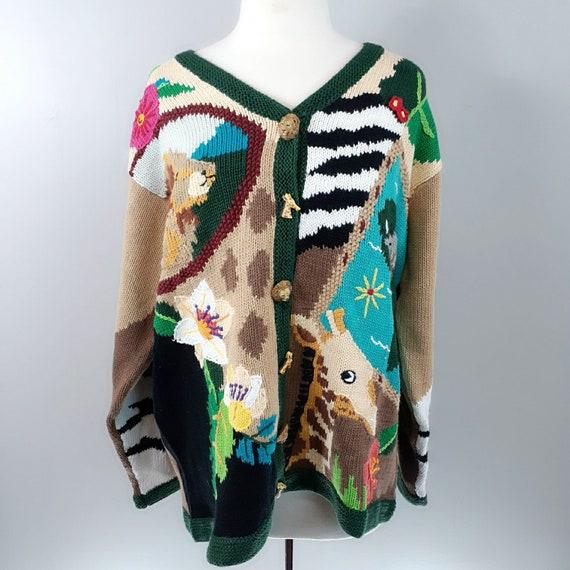 Storybook Knits Safari Sweater