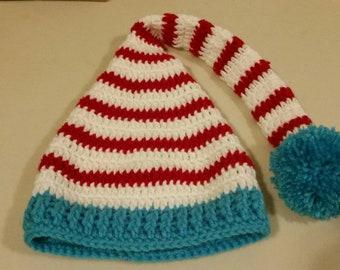 7c8ede68357 Crochet elf hat